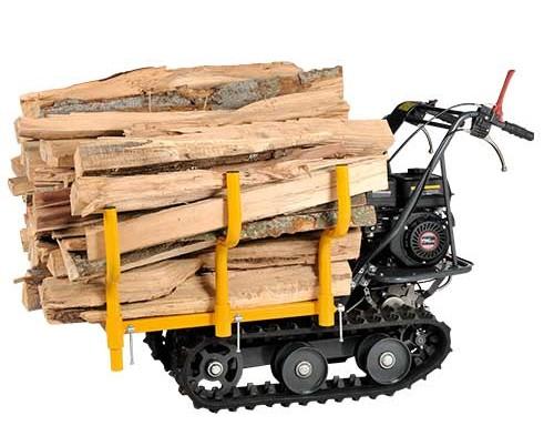 Nástavba pro přepravu krátkého dřeva 5MDHR